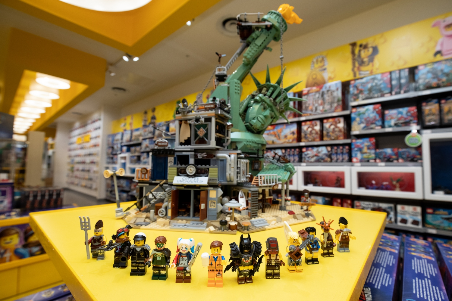 The Lego Movie 2 toy sets are in everyway as awesome as you'd think