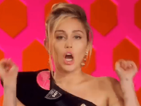 Miley Cyrus shares sneak peak from RuPaul's Drag Race as she's confirmed as guest judge