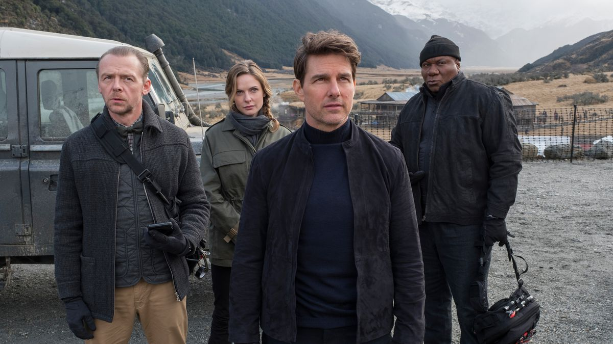 Rebecca Ferguson confirms she'll be back for Mission: Impossible 7