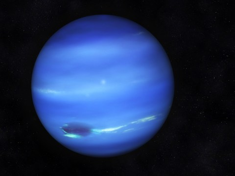 Astronomers discover another moon orbiting Neptune