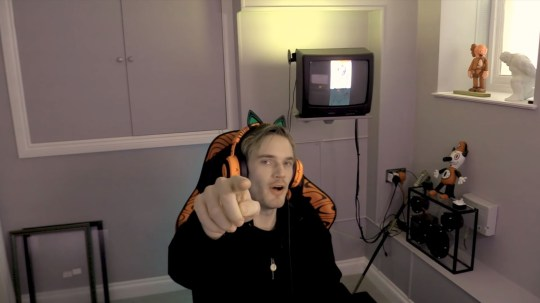 PewDiePie 'really angry' as he addresses Roblox ban in fight