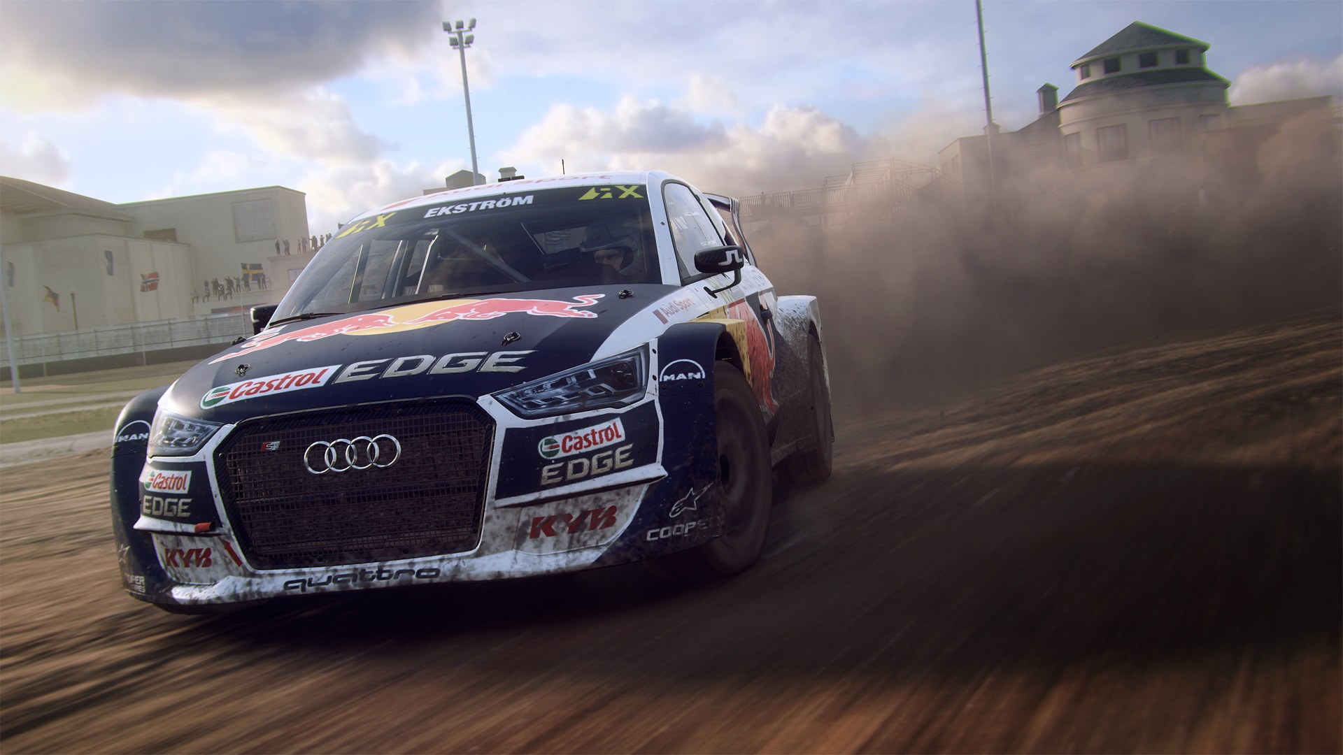 DiRT Rally 2.0 (PS4) - experienced drivers only