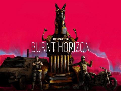 Rainbow Six Siege heads to Australia for new Operation Burnt Horizon update