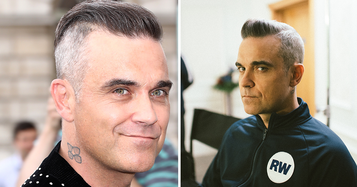 Robbie Williams finally quits smoking as he reveals new focus on fitness