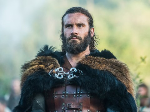 Vikings star Clive Standen shares poetic post recalling Rollo's biggest mistake