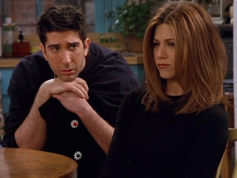 Ross and Rachel went on a break in Friends 22 years ago today but whose side are you on?
