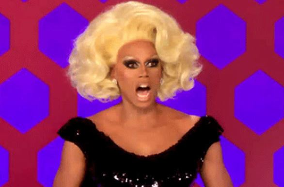 RuPaul on Drag Race