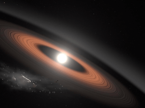 Astronomer searching for the mysterious Planet 9 makes unexpected 'white dwarf' discovery