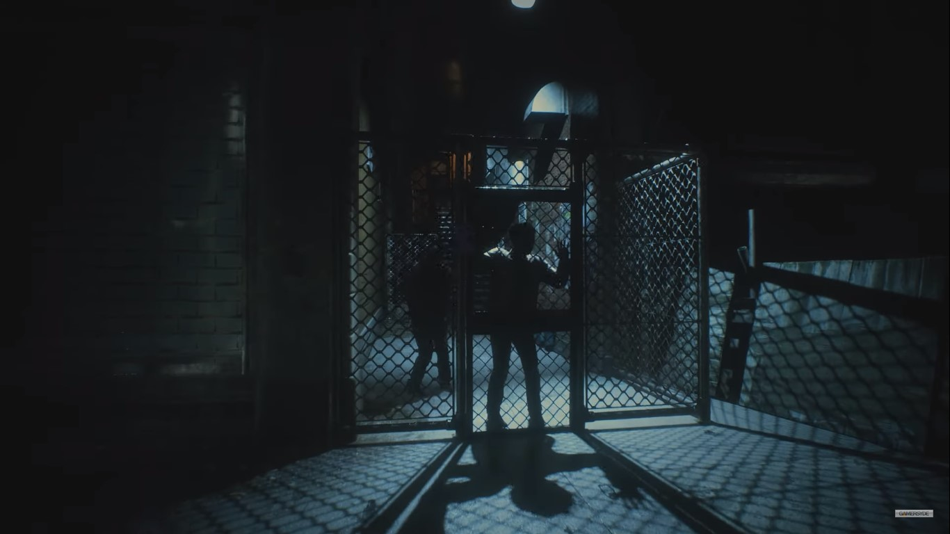 Resident Evil 2 first person mod looks absolutely terrifying