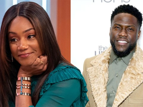 Tiffany Haddish recalls moment Kevin Hart helped her when she was homeless