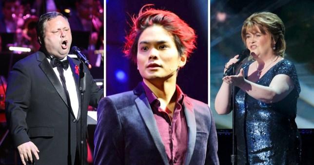 EXCL: Shin Lim hearts Susan Boyle
