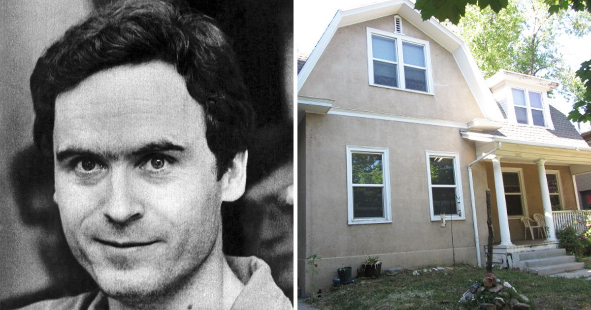 Ted Bundy's house becomes tourist attraction thanks to Netflix viewers and its new residents aren't happy