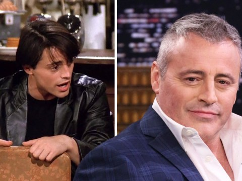 Matt LeBlanc was so broke he had to do his own dental work before Friends: 'I was down to $11'