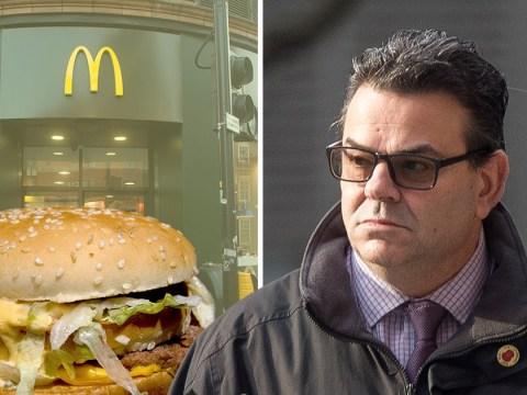 McDonald's customer called 999 'after staff put onions on his Big Mac burger'