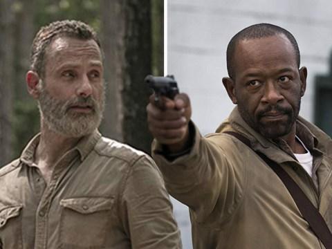 The Walking Dead's Rick Grimes and Morgan Jones look set to reunite in films