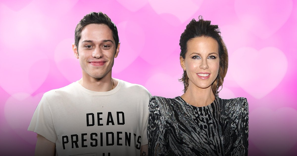 Kate Beckinsale doesn't get why everyone can't get enough of her romance with Pete Davidson