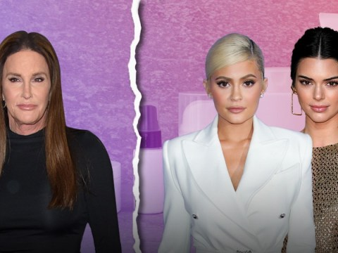 Caitlyn Jenner 'withdraws trademark for skincare line' amid 'clash' with daughters Kylie and Kendall