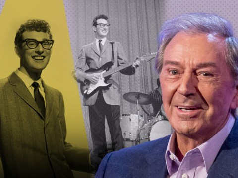 Des O'Connor shares 'unforgettable' memory of Buddy Holly 60 years after his death