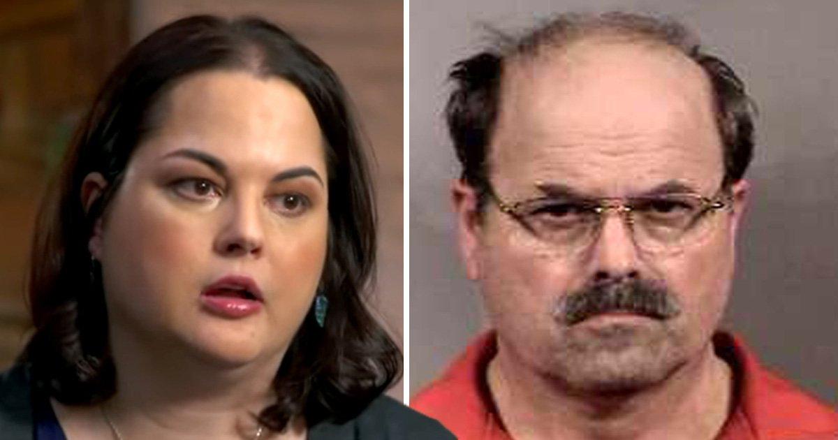 BTK Killer's daughter reveals she still writes to serial killer dad in haunting first TV interview