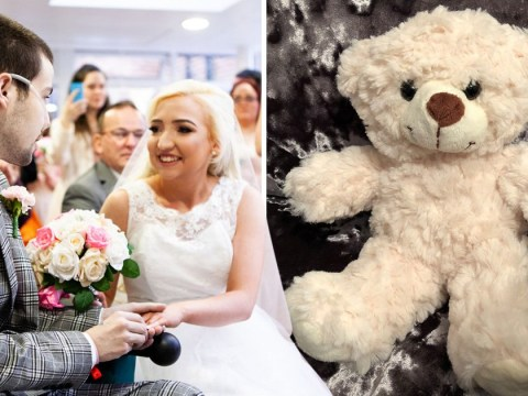 Woman who was married and widowed in 48 days gets surprise gift from her husband after his death