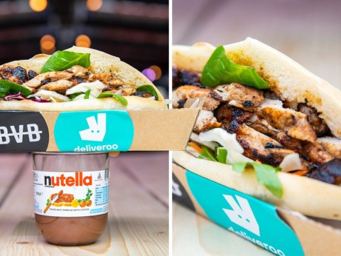 You can now get kebabs filled with chicken marinated in Nutella