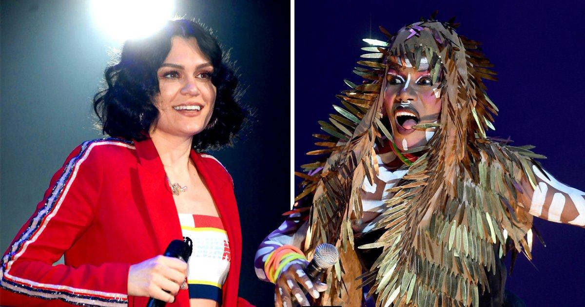 Jessie J and Grace Jones to headline Brighton Pride's LoveBN1Fest