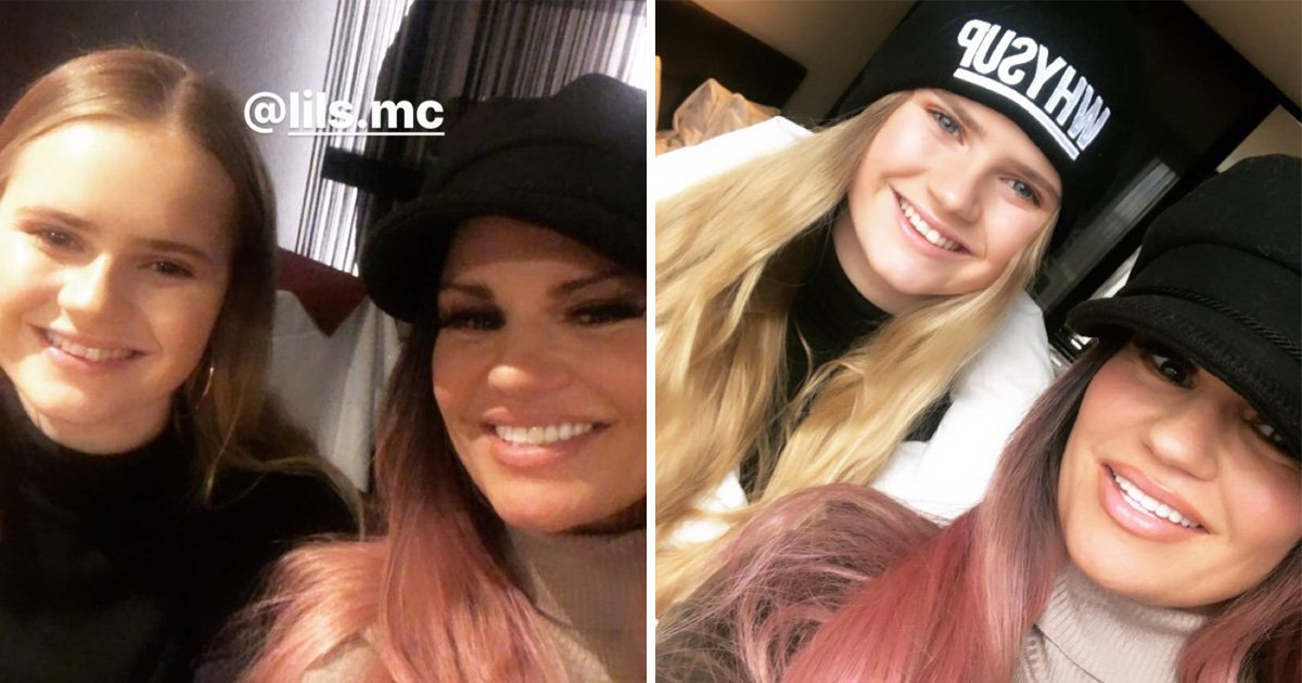 Kerry Katona celebrates daughter's sweet sixteenth and fans are shook at their resemblance