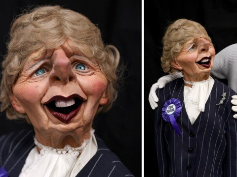 Grotesque Spitting Image puppet of Margaret Thatcher is up for auction and will haunt your dreams
