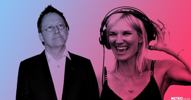 Simon Mayo says time working with Jo Whiley on Radio 2 was 'awkward and stressful'