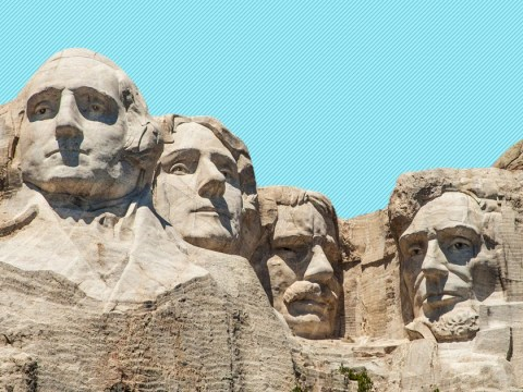 A very rich man is looking to buy a UK mountain for £12m so he can carve his family's faces in it