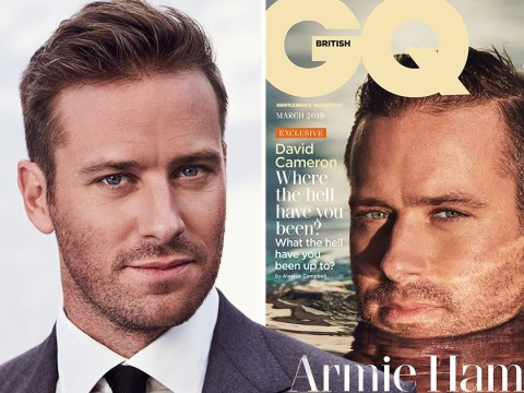 Armie Hammer hits out at millennial culture as he stands by his Stan Lee comment
