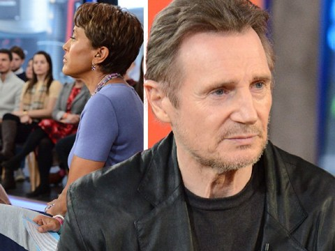 Liam Neeson breaks silence for first time on 'black b*****d' controversy: 'I am not racist'