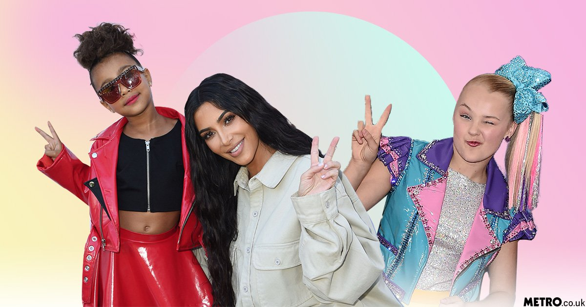 North West is filming a YouTube video with JoJo Siwa and mum Kim could be making an appearance too