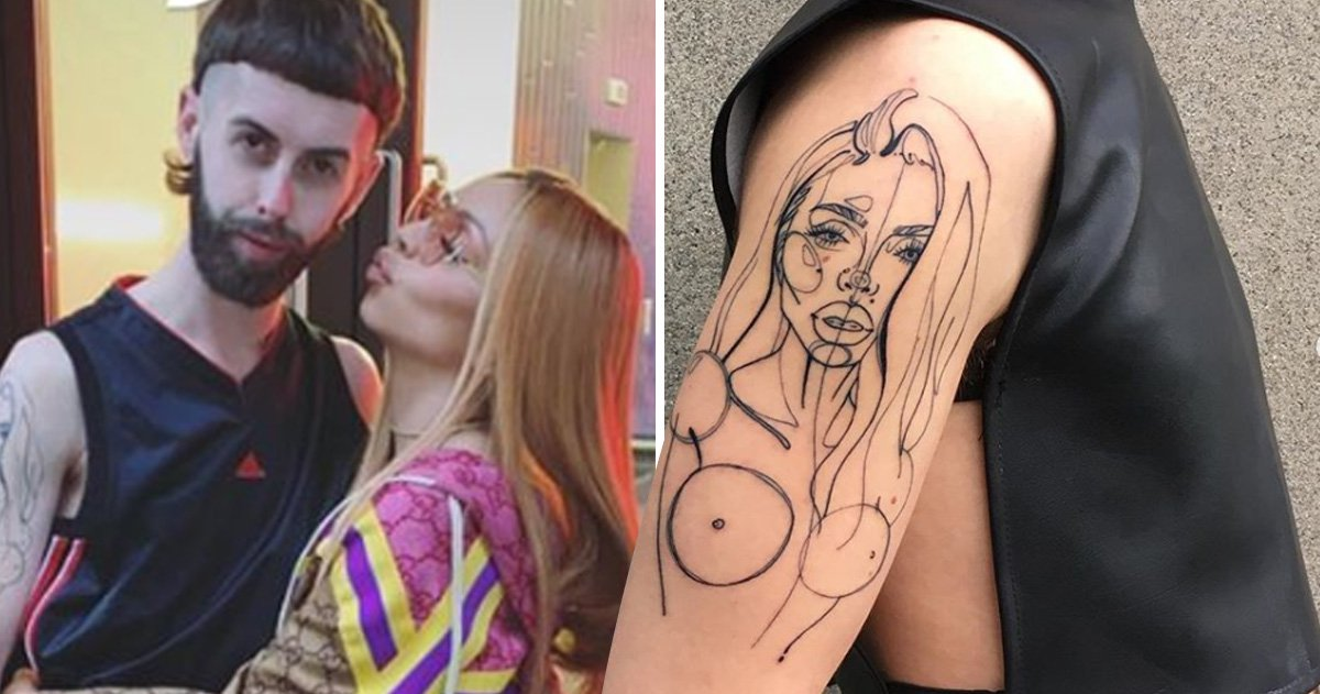 Jesy Nelson superfan shows off rather x-rated tattoo of Little Mix singer – but she loves it