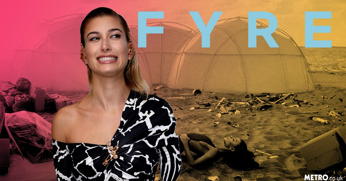 Hailey Baldwin donated her Fyre Festival fee to charity after '$1.4 million budget' for talent