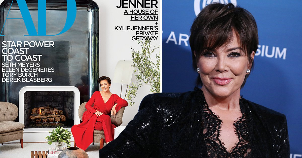 Kris Jenner unveils beautiful new $10 million mansion – but will you see it on Keeping Up With the Kardashians?