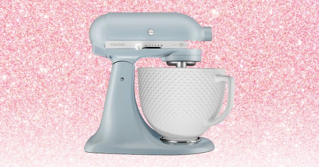 Kitchenaid Releases Limited Edition Misty Blue Mixer To