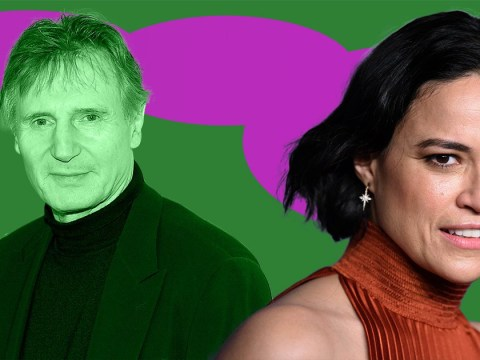 Michelle Rodriguez apologises for 'insensitive' Liam Neeson comment following his rape remarks
