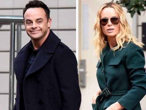 Ant McPartlin beams leaving hotel ahead of new Britain's Got Talent auditions