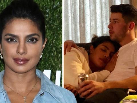 Priyanka Chopra finally addresses the mystery behind that photo of her and Nick Jonas