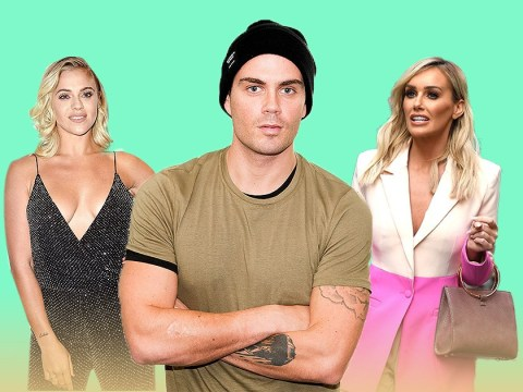 Max George slid into Laura Anderson's DMs even though love rival Laura Crane starred in his music video