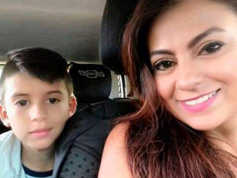 Mum jumps to her death holding son, 10, 'after being made homeless'