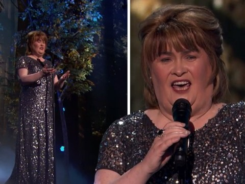 Susan Boyle wows America's Got Talent: The Champions judges with spellbinding finale performance