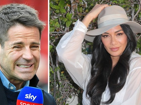 Jamie Redknapp asked Nicole Scherzinger out on a date but she turned him down