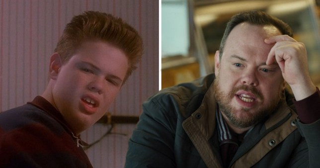 Buzz from Home Alone on Russian Doll