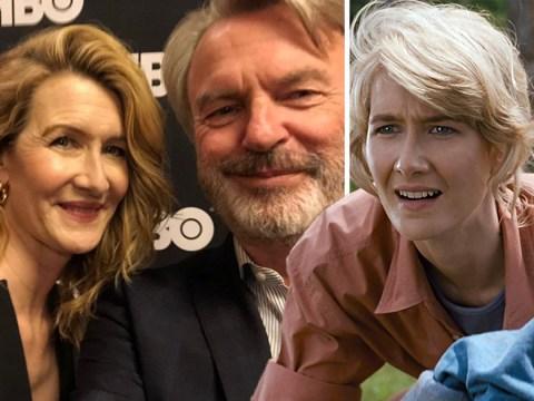 Jurassic Park's Sam Neill and Laura Dern reunite amid rumours they'll return for Jurassic World 3