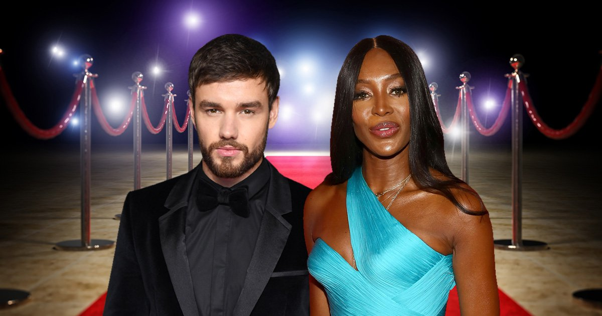 Naomi Campbell and Liam Payne suffer first fight – and all over a Baftas red carpet
