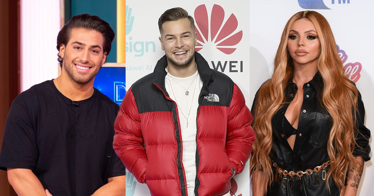 Kem Cetinay dismisses Little Mix's Jesy Nelson romance with his bestie Chris Hughes after kebab snog