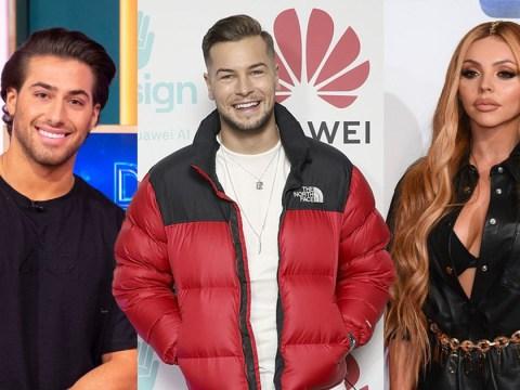 Kem Cetinay dismisses Little Mix's Jesy Nelson romance with his bestie Chris Hughes after kebab snog