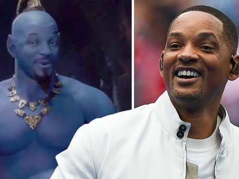 Aladdin star talks blue Will Smith and praises colour and 'diversity' in Disney remake